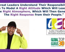 Attitude Atmosphere Response